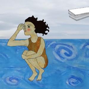 Hoppa - eller ta sig vatten över huvud